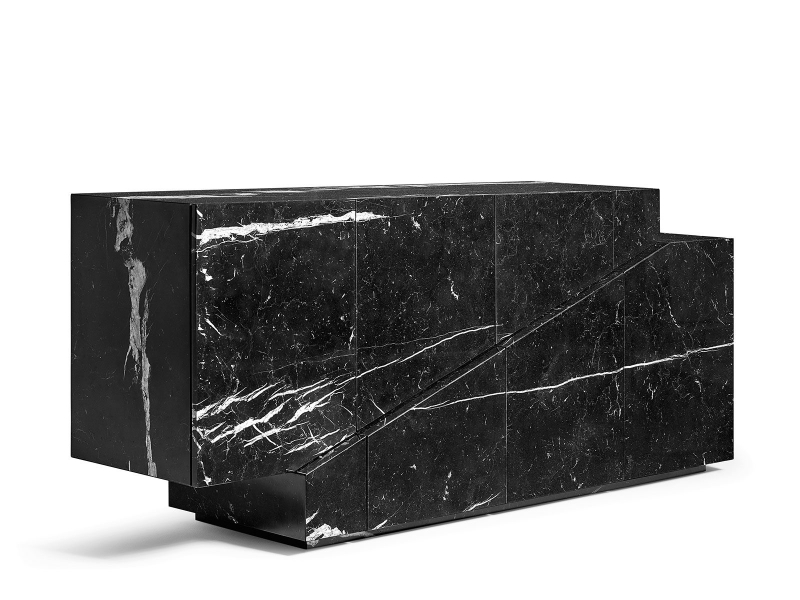 Splendid Marble Furniture For An Interior Design Out Of This World marble furniture Splendid Marble Furniture For An Interior Design Out Of This World Meridiano Marble Sideboard 5 1600x1200 1