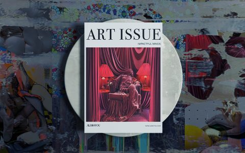 """""""Art Issue, Impactful Minds"""" - The Perfect Ebook For Art Lovers ebook """"Art Issue 2021- Impactful Minds"""", The Perfect Ebook For Art Lovers capa artigo 480x300"""
