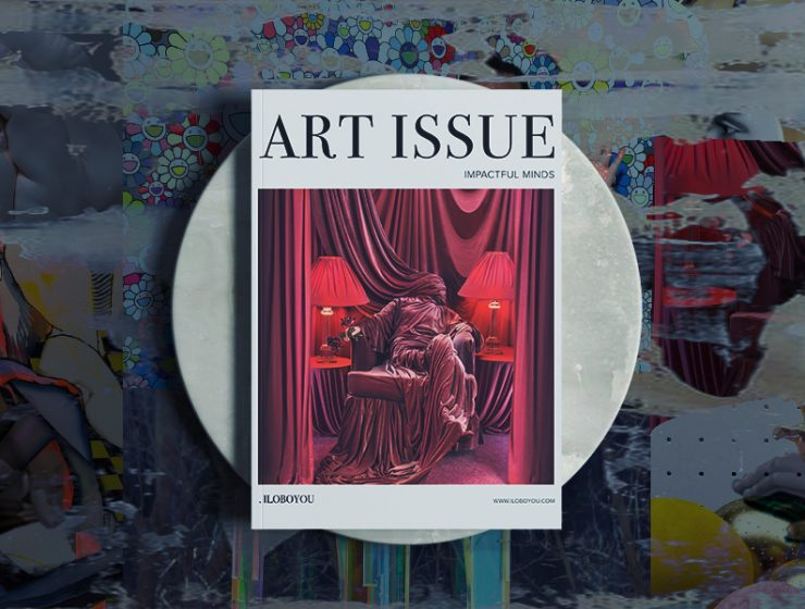 """""""Art Issue, Impactful Minds"""" - The Perfect Ebook For Art Lovers ebook """"Art Issue 2021- Impactful Minds"""", The Perfect Ebook For Art Lovers capa artigo 740x560"""