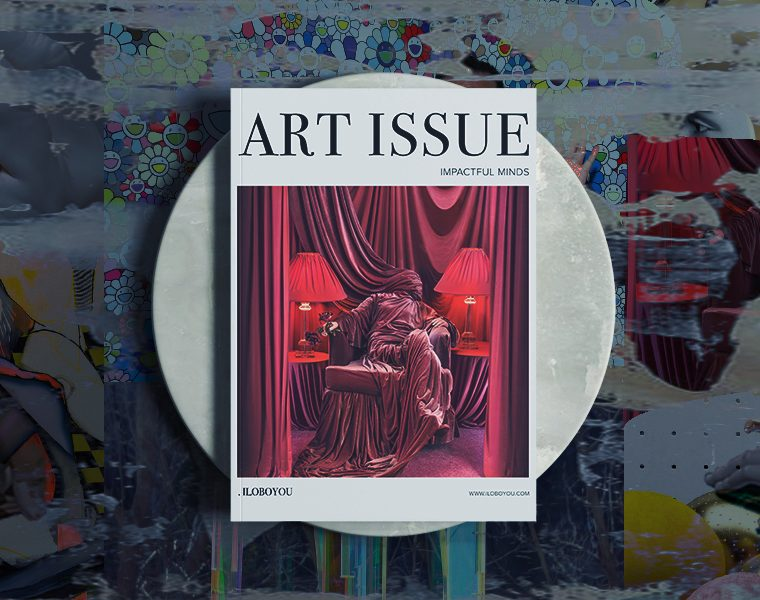 """""""Art Issue, Impactful Minds"""" - The Perfect Ebook For Art Lovers ebook """"Art Issue 2021- Impactful Minds"""", The Perfect Ebook For Art Lovers capa artigo 760x600 homepage Homepage capa artigo 760x600"""