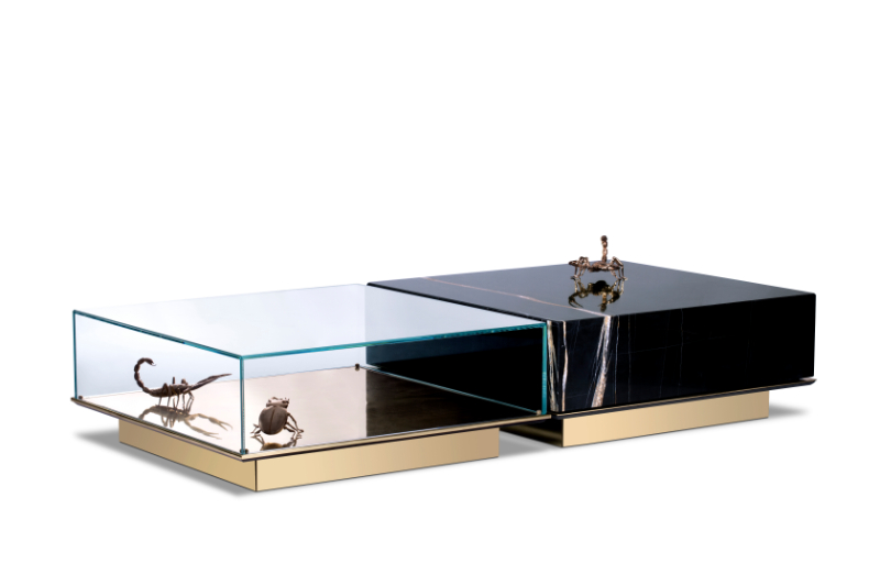 Splendid Marble Furniture For An Interior Design Out Of This World marble furniture Splendid Marble Furniture For An Interior Design Out Of This World metamorphosis center table 02 1