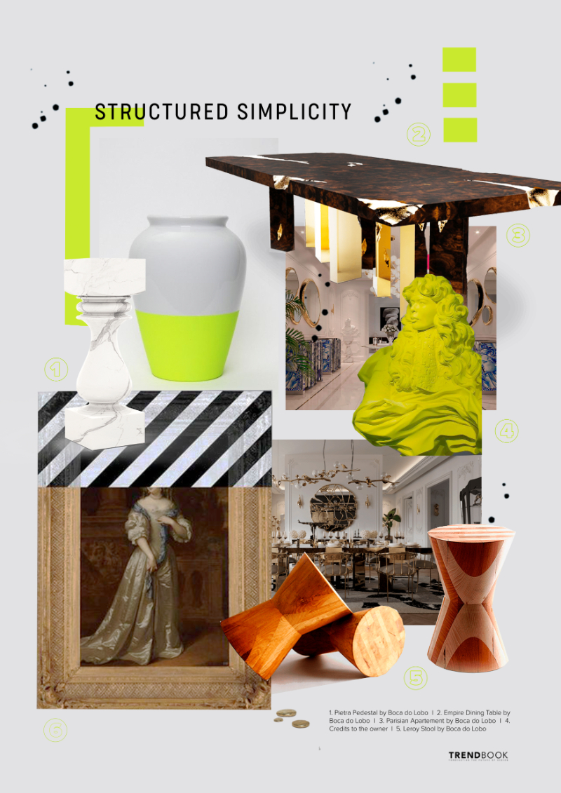 Trend Alert - The Best Design Ideas For An Artsy And Contemporary Home design idea Trend Alert – The Best Design Ideas For An Artsy And Contemporary Home structured simplicity