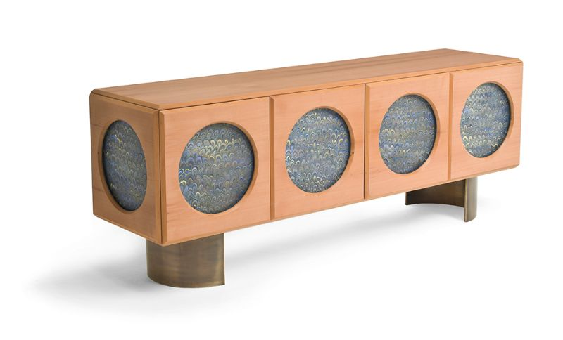 Somewhere Between Art and Functionality - 10 Contemporary Sideboards contemporary sideboard Somewhere Between Art and Functionality – 10 Contemporary Sideboards Oblu 6650 1