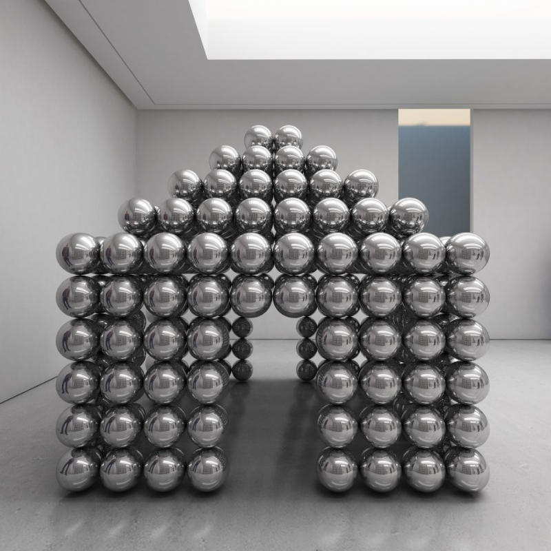 Fuel Your Imagination With Cyril Lancelin's Art Installations