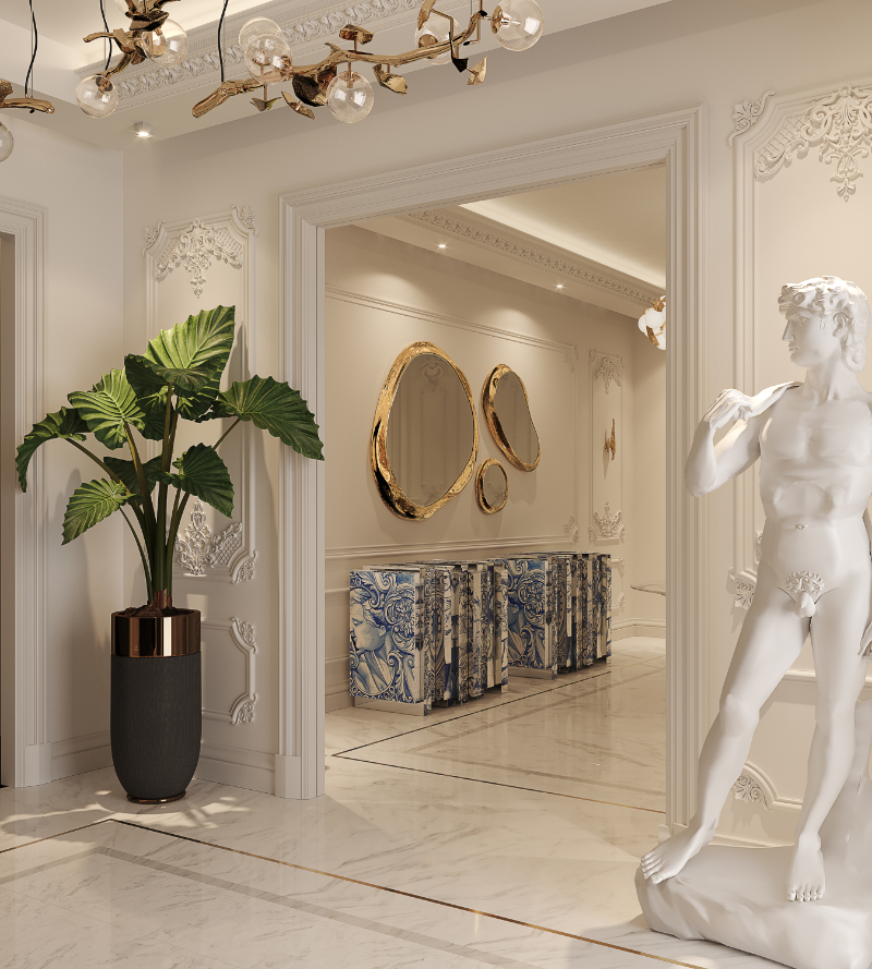 Classic vs Contemporary Decor - The Power Of Art In Interior Design  contemporary decor Classic vs Contemporary Decor – The Power Of Art In Interior Design 23