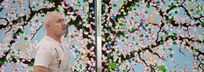 """Damien Hirst's """"Cherry Blossoms"""" Art Exhibition Takes Place In Paris damien hirst Damien Hirst's """"Cherry Blossoms"""" Art Exhibition Takes Place In Paris FT ILY 1 700x250 homepage Homepage FT ILY 1 700x250"""