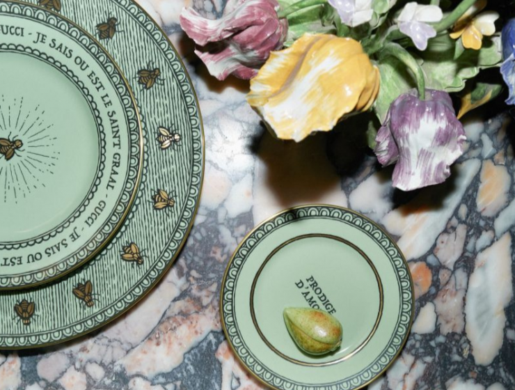 Gucci's 2021 Decor Collection Adds A Dose Eccentricism To Everyday Life gucci Gucci's 2021 Decor Collection Adds A Dose Of Eccentricism To Everyday Life Guccis 2021 Decor Collection Adds A Dose Eccentricism To Everyday Life 1 740x560