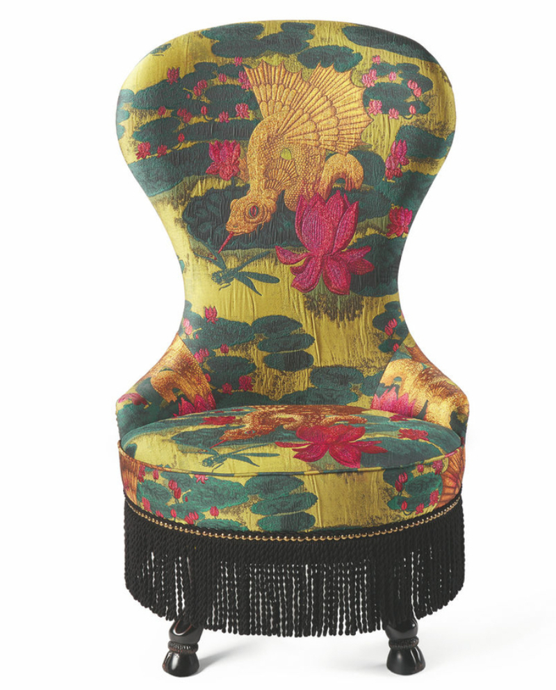 Gucci's 2021 Decor Collection Adds A Dose Eccentricism To Everyday Life