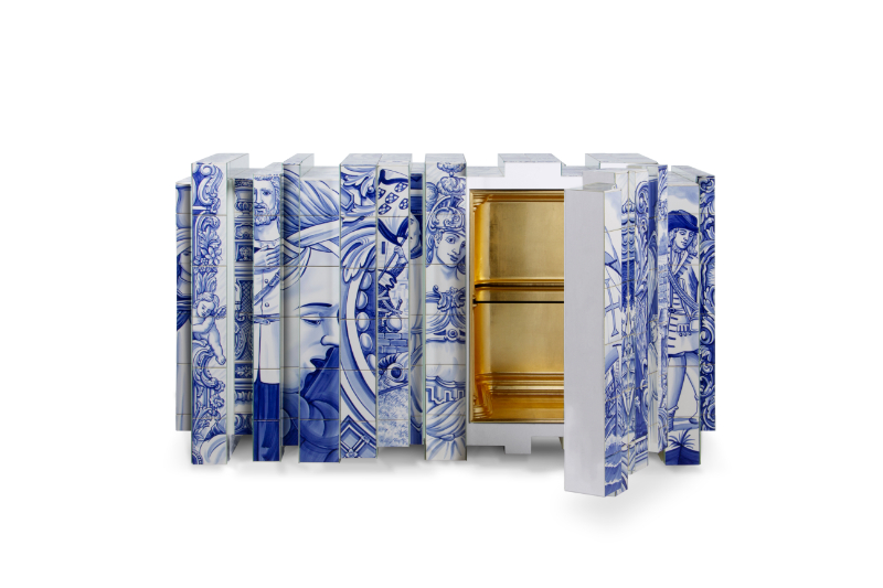 Classic vs Contemporary Decor - The Power Of Art In Interior Design  contemporary decor Classic vs Contemporary Decor – The Power Of Art In Interior Design heritage sideboard 04