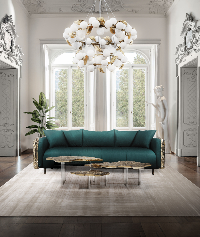 Seating With Style - Artsy Modern Sofas You Must Know About
