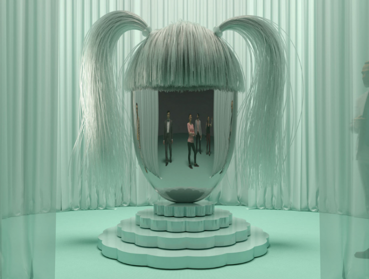 Richard Yasmine's Art Installation At Salone Del Mobile Is Out Of This World